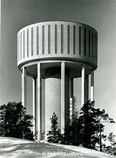 Skånska vattentornssällskapet - Eber Ohlsson - Scanian Water Tower Society/Vattentorn: Södermanland/Water Towers: Södermanland