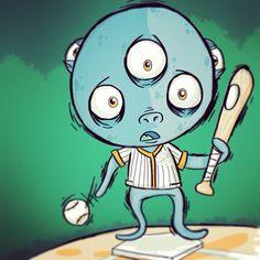 :: Little Martian ::