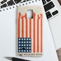 The Walking Dead Samsung Galaxy Note 5 Case   casefantasy