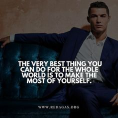 Powerful Cristiano Ronaldo Quotes To Ignite Your Inner Fire Inspirational Quotes Pictures, Motivational Quotes For Life, Positive Quotes, Life Quotes, Soccer Player Quotes, Soccer Quotes, Cr7 Quotes, Cristiano Ronaldo Quotes, Quotes By Famous People