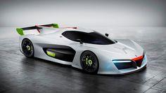 Pininfarina's H2 Speed Concept Car Is a Hydrogen-Fueled Hercules. #SuperCar #Pininfarina
