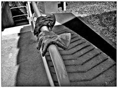 trabalhadores invisiveis! | Fotografia de Marcos Pereira | Olhares.com