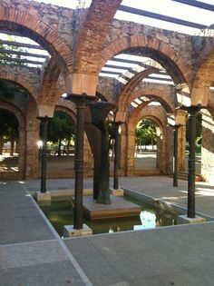 Parc del Clot en Barcelona, Cataluña