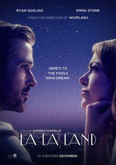 La La Land - Poster by Alecxps Hd Movies, Movies Online, Movie Tv, Ryan Gosling, La La Land Art, Damien Chazelle, California Love, Emma Stone, Great Movies