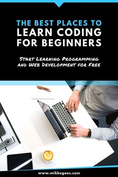 Not sure where to start learning to code? Use these best websites to learn coding and teach yourself programming and web dev from scratch. Online Coding Courses, Learn Coding Online, Coding Websites, Cool Websites, Learn Computer Science, Computer Coding, Learn Programming, Computer Programming, Claves Wifi