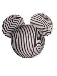 Disney Animal Kingdom Zebra Animal Print Antenna Topper