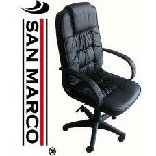 Poltrone Ufficio San Marco.Un Ufficio Regale Con Le Poltrone Presidenziali San Marco Arredo