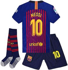 adidas Junior Messi Football Shorts Black Boys Kids Infants Sports Soccer Short