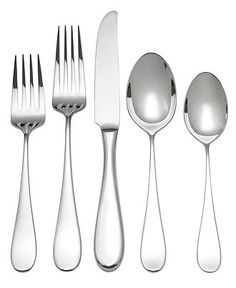 Reed & Barton Flatware 18/10, Dalton 5 Piece Place Setting - Flatware & Silverware - Dining & Entertaining - Macy's