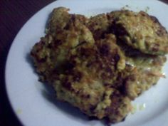 Kanajauhelihapihvit