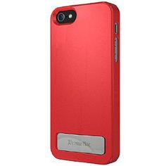XtremeMac Microshield Stand Hard Shell Case for #iPhone 5, Red $26.99 From #DayDeal