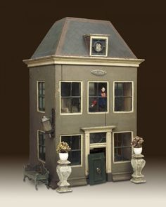 1906 Best Antique Dollhouse Images In 2019 Miniature Houses