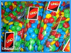 An UNO Theme Birthday Party — Embellished With Love