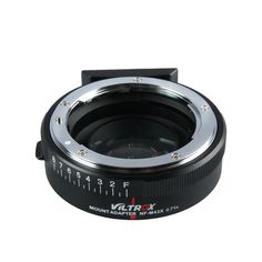 Viltrox Focal Reducer Speed Booster Adapter Turbo w Aperture Ring for Nikon Lens to M4 3. Click visit to buy #lenses #accessories