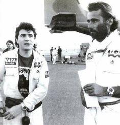 Thierry Sabine et Daniel Balavoine : morts ensemle en janvier 1986
