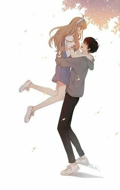Super Ideas for drawing cute love Cute Couple Drawings, Anime Couples Drawings, Anime Couples Manga, Anime Love Couple, Manga Couple, Couple Art, Anime Cupples, Anime Guys, Cute Anime Coupes
