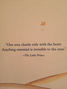 I love Little Prince