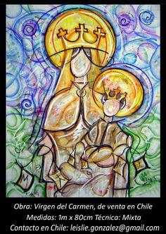 Virgen del Carmen... el 16 de julio es su día