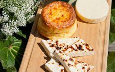Pohjalainen leipäjuusto Ilman juustomassan valuttamista