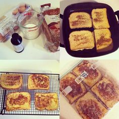 Clean eating: Make ahead french toast