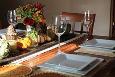 A gluten-free Thanksgiving at www.BlindedbytheBite.com    #Blindedbythebite #Thanksgiving #glutenfree #celiac #recipes