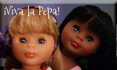 ¡Viva la Pepa! Nancy Doll, Lisa, Couture, Dolls, Disney Princess, Blog, Estilo Retro, Character, Ideas