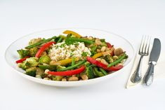 Cobb Salad, Green Beans, Vegetables, Diet, Vegetable Recipes, Veggies