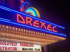 Drexel Theatre  - Movie Theaters - Check out what is the next movie to watch from drama to action at the small theater named Drexel Theatre