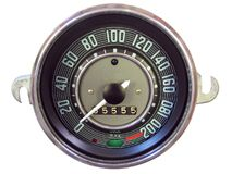 Vw Speedometer 0-200 what's up!