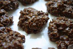 My fav No Bake Cookies