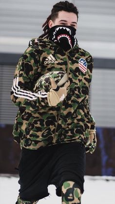 Rapper, Camo, Boss, Bomber Jacket, My Love, Music, Jackets, Fashion, Down Jackets