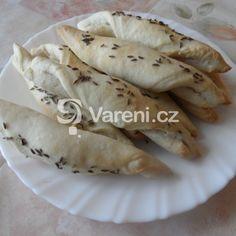 Úžasné domácí rohlíky recept - Vareni.cz Stuffed Mushrooms, Vegetables, Food, Stuff Mushrooms, Vegetable Recipes, Eten, Veggie Food, Meals, Veggies