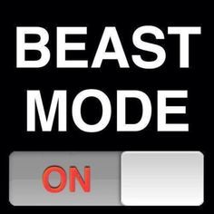 Got your beast mode on, Sarah ? That's pretty beast. How beast is that that we both have our beast modes on? We're beast. Fitness Motivation, Exercise Motivation, Fitness Quotes, Fitness Goals, Workout Quotes, Fitness Humor, Workout Ideas, Gym Humor, Football Motivation