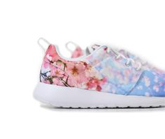 sports shoes 0682c 5faa1 NIKE WMNS Roshe One Cherry Blossom - White Pure Platinum. Aspen Parker · Nike  SB Dunk High Pro