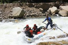 Did you know? The Upper Animas is one of the toughest commercially rafted rivers in the US.