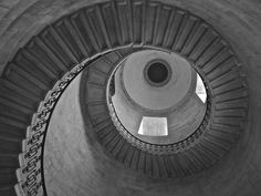 St. Paul's Cathedral's spiral stairs