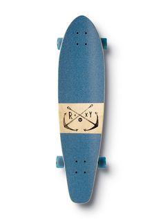 Mr. Seahorse Skateboard - Roxy