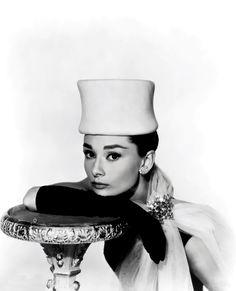 Rare Audrey Hepburn — Audrey Hepburn - Portrait by Richard Avedon ...