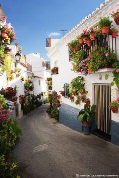 Pueblo Blanco, Andalucia, Spain