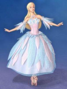 Odette. I loved this movie! I bought the fairy doll when I was little!