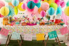 Un anniversaire haut en couleur !