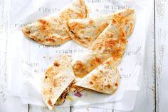 Pizza piadina calzone - Recept - Allerhande