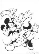 Top 66 Free Printable Mickey Mouse Coloring Pages Online   Mickey ...