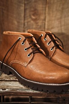 """Bison Leather Canyon Chukka Boot - $209.95 - Use the deal """"georgia"""" to receive 10% off!"""