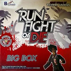 Run, Fight, or Die: Big Box by Summit Running Late, Game Design, Female Characters, The Expanse, Games To Play, Board Games, Box, Events, Google Search