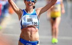 ATLETICANOTIZIE.MYBLOG.IT:Record del mondo per Eleonora Giorgi nella 5 km di marcia #recorddelmondomarcia2014