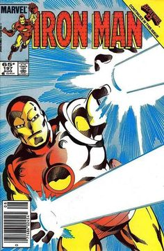 Iron Man #197 Marvel Comics