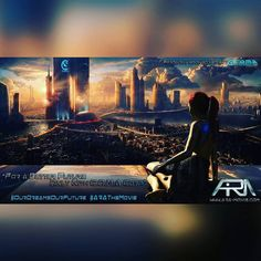 An awesome Virtual Reality pic! C.O.M.A Corp Promo Banner. ARA ( @ara_movie )  is a Multi-Reality Dystopian Sci-Fi Drama Feature currently in PostProduction seeking finishing funds VR/AR Companies and VFX Post Production House/Studio to join our exciting journey to the big screen.  To find more information about the film on our social networks (Facebook Twitter YouTube & Instagram) just search for AraTheMovie and you will find us.  #Starring: Tony Scahill(Jason) Maria Hewitt(Samara/Sam)…