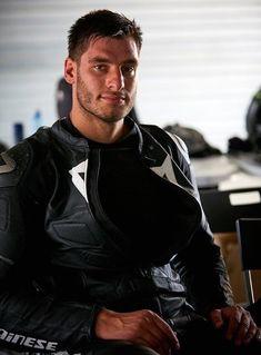 Biker, Handsome, My Boyfriend, Leather Jacket, Jackets, Character, Fashion, Studded Leather Jacket, Down Jackets