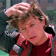 """""""Drying mode on. Jacket drying. (beep) Your jacket is now dry."""" - Back to the Future II"""